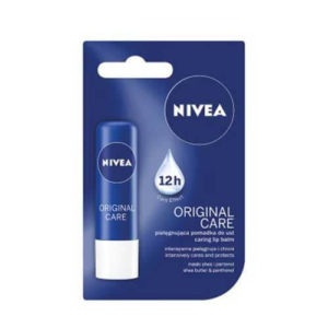 Son dưỡng môi không màu Nivea Essential Care