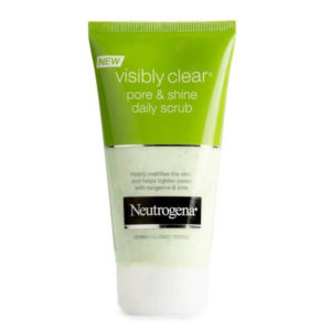 Visibly Clear Pore and Shine Daily Scrub