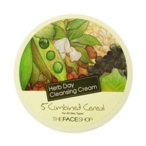 Herb Day 365 Cleansing Cream Five Grain (5 Combined Cereal) – Ngũ Cốc