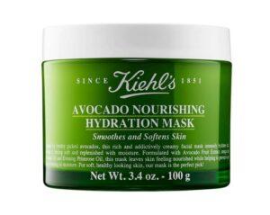 Kem mặt nạ Kiehl's Avocado Nourishing Hydration Mask chiết xuất bơ