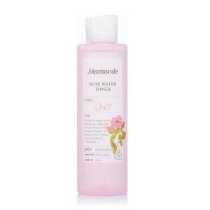 Nước hoa hồng Mamonde Rose Water Toner phù hợp với mọi loại da