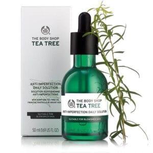 Toner Tea Tree Anti-Imperfection Daily Solution