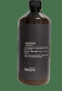 Dầu gội chống gàu và dầu Nashi Armonia