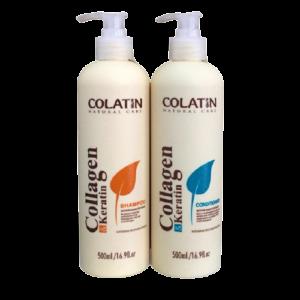 Dầu gội Colatin chính hãng của Ý - Sự lựa chọn hoàn hảo cho mái tóc hư tổn?