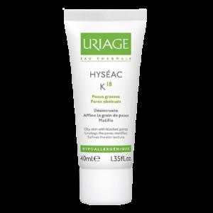 Kem Trị Mụn Đầu Đen Uriage Hyseac K18
